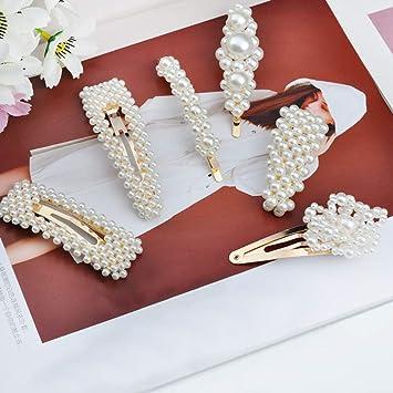 2PCS Alligator Hair Clips Flower Barrettes Hair Pins Hair Accessories for Girls