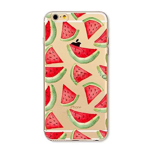 13 opinioni per Cassa iPhone 6 cover iPhone 6s MUTOUREN Trasparente silicone high quality TPU