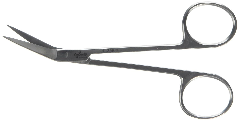 Comdent 11 –  397 –  2 Gum forbice, fico: 2, angolare, 11.5 cm 11.5cm Commic International Limited 11-397-2