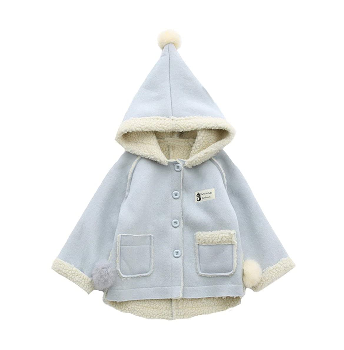 b7130f888544 SHOBDW Girls Coats