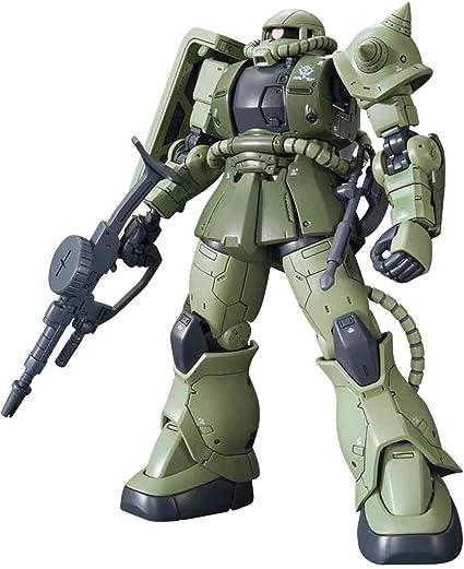 FG 1//144 MS-06F//J Zaku II USA SELLER Gundam Model Kit