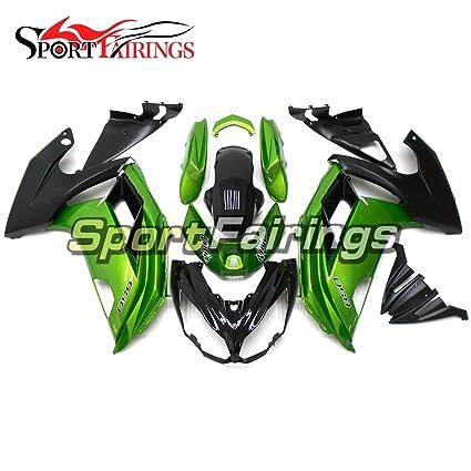Amazon.com: Sportfairings Plastic ABS Injection Fairing kits ...