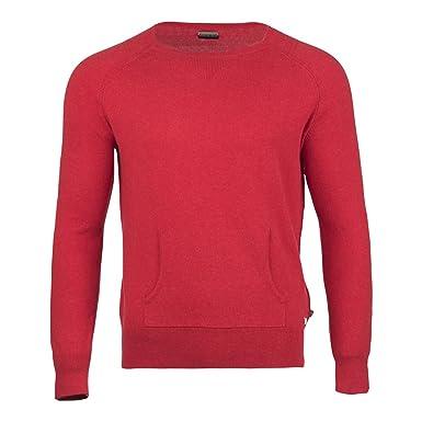 Napapijri Dame Cangaroo - Pullover M sparkling red 0yJPt4ln