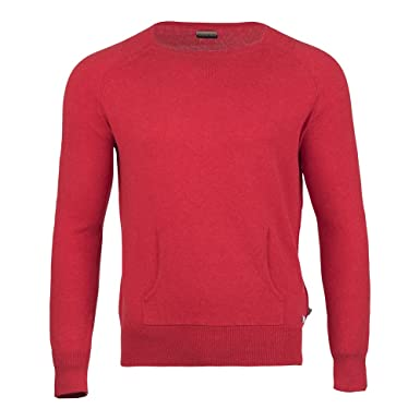 Napapijri Dame Cangaroo - Pullover M sparkling red F5ibutUCzt