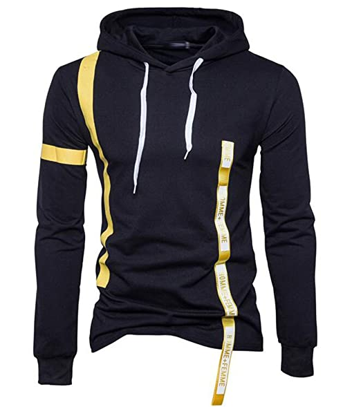 c6998a49c63 Next Class Men s Hipster Hip Hop Korean Hoodies at Amazon Men s ...