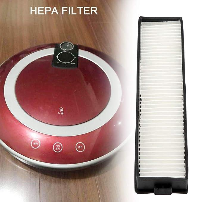 Ajustes de Reemplazo de Filtro para LG Robot Inteligente Aspirador Espuma de Filtro Aspirador Herramienta Limpiador de Barrido Accesorio de La Máquina ...
