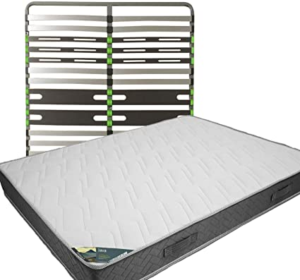 Java – Pack colchón + AltoZone 120 x 190: Amazon.es: Hogar