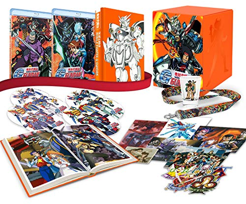 Mobile Fighter G Gundam Ultra Edition Blu-ray