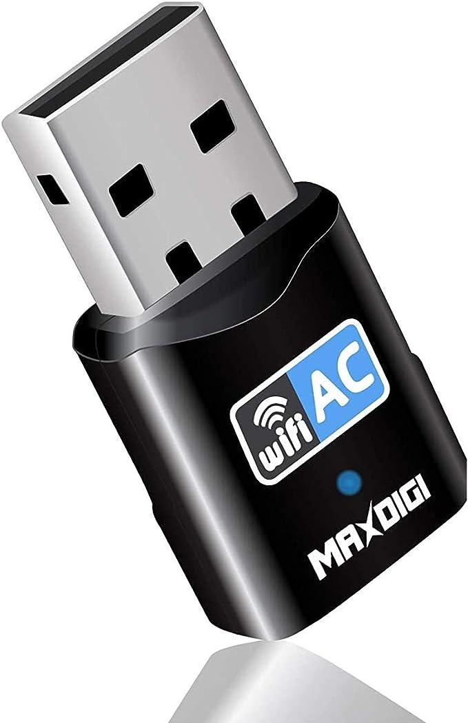 Maxdigi 5ghz Usb Wifi Adapter Usb Wifi Dongle Ac600 Computers Accessories