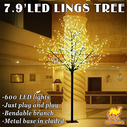 Outdoor Led Light Cherry Blossom Tree - 8