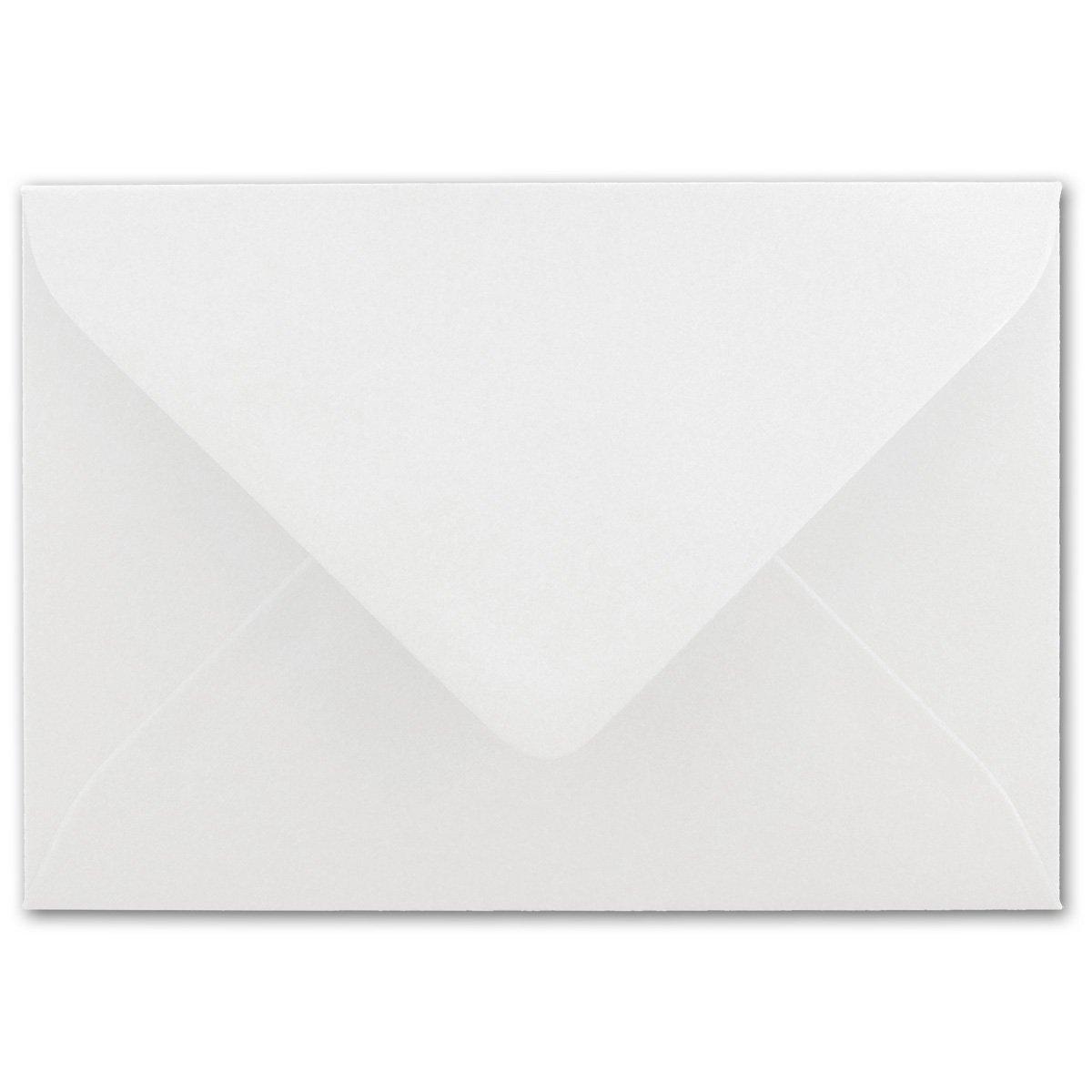 200x Brief-Umschläge in Dunkel-Grün - 80 g m² m² m² - KuGrüns in DIN B6 Format 125 x 175 mm - Nassklebung ohne Fenster - Qualitätsmarke FarbenFroh® B07B2YCV68   Stil  1f4c10