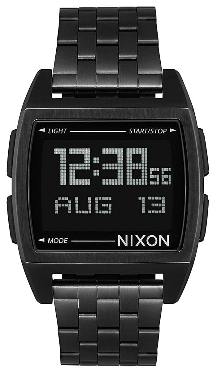 NIXON Base -Spring 2017- All Black