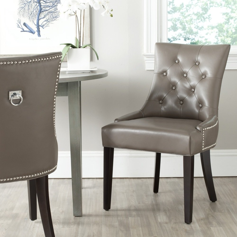 Amazon.com - Safavieh Mercer Collection Harlow Ring Chair, Clay ...