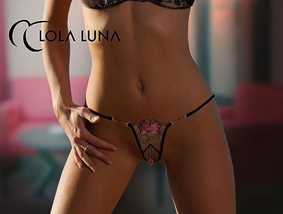 d82b337106 Lola Luna - Tangas - para Mujer  Amazon.es  Ropa y accesorios