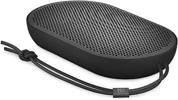 Beoplay P2 de Bang & Olufsen - Altavoz Bluetooth portátil con micrófono incorporado, black: Amazon.es: Electrónica