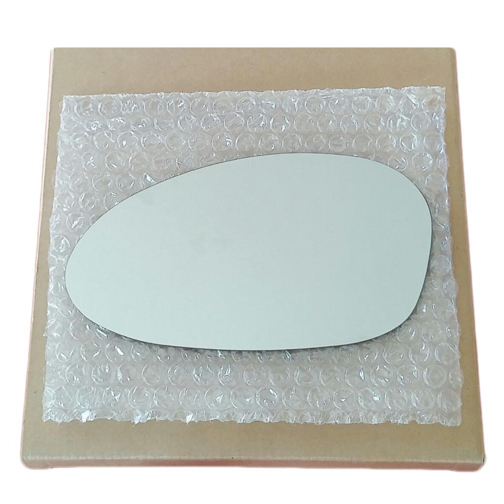 Mirror Glass and ADHESIVE | 2003 - 2008 BMW Z4 Driver Left Side Replacement AutoTruckMirrorsUnlimited