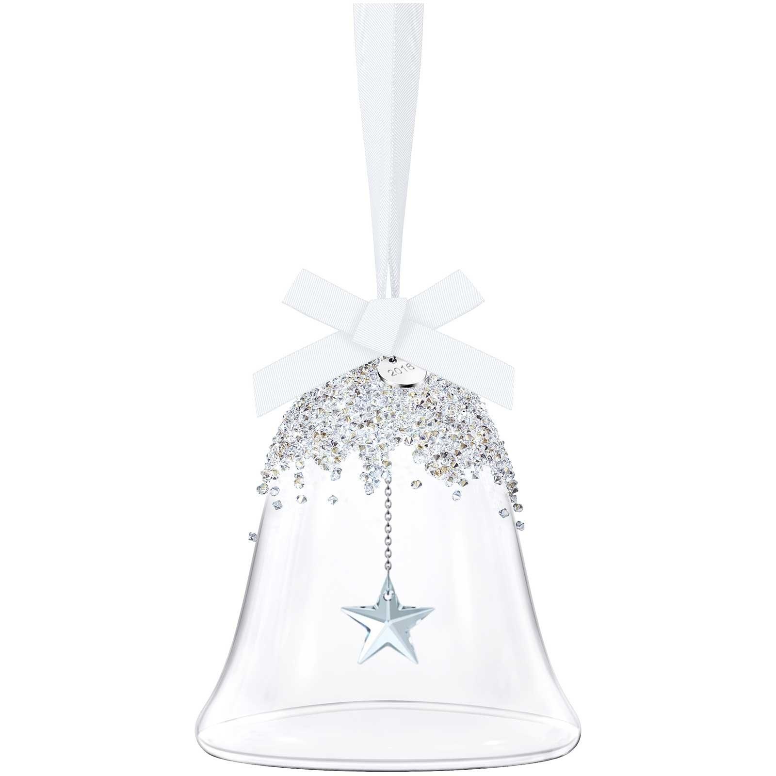 Swarovski Annual Edition 2016 Christmas Bell Ornament