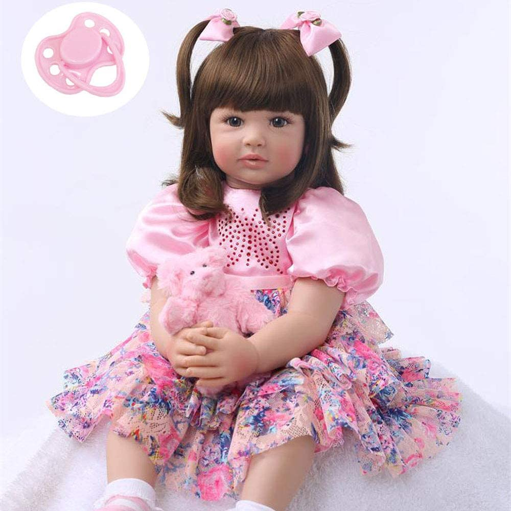 A Suit For 20/'/'-22/'/' Doll Clothes Reborn Baby Doll Tutu Dress Red Skirt Bebe Toy