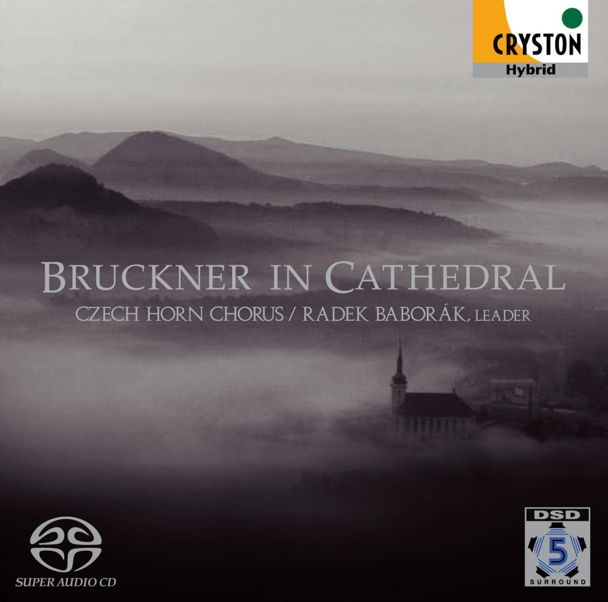 Bruckner in Topics 1 year warranty on TV Cathedral