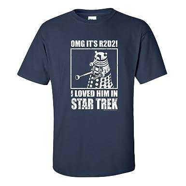 OffWorld Designs Unisex OMG Loved Him Sci-fi Classic T-shirt (S)