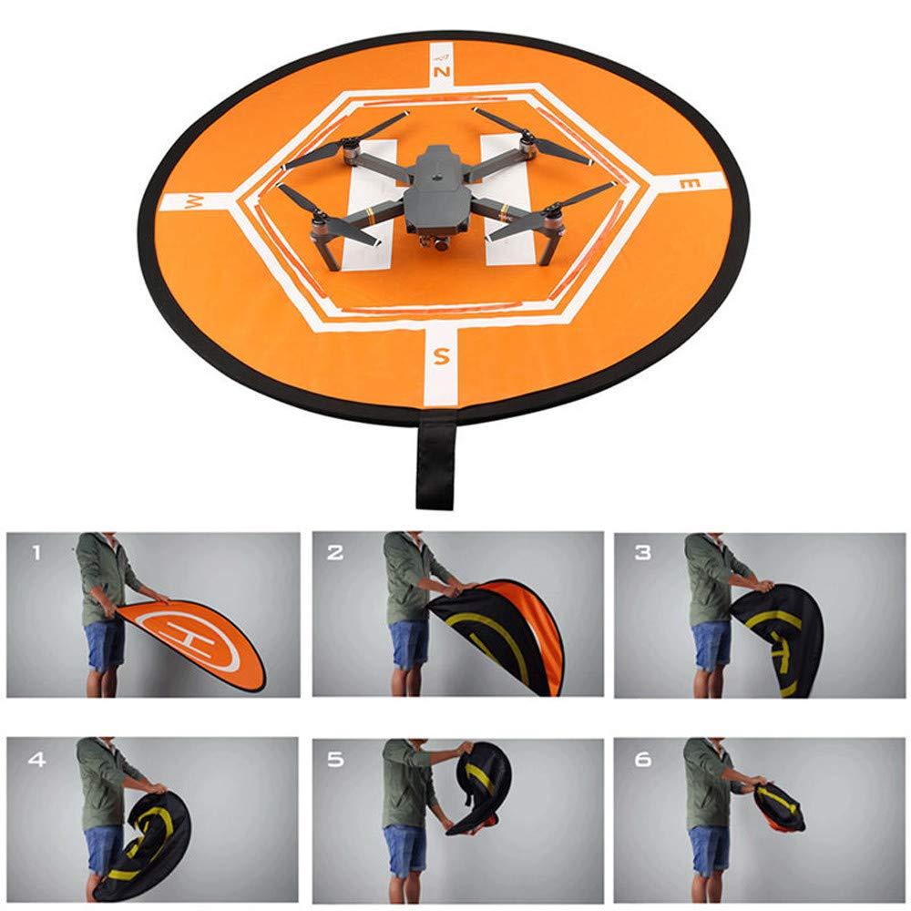 TwoCC Drones y accesorios,Helipuerto de aterrizaje Portátil ...