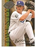 2008 Upper Deck 20th Anniversary Hobby Preview #UD-80 Clayton Kershaw - Los Angeles Dodgers (RC - Rookie Year Card - Promo Card) (Baseball Cards)