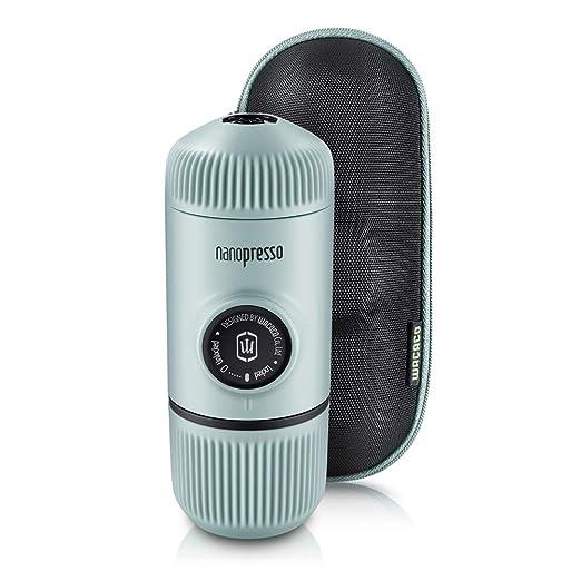 WACACO Nanopresso máquina de café espresso portátil con protectora ...