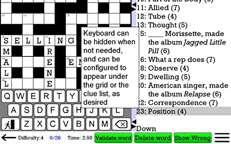USA Daily Newspaper Crossword Puzzles Ad-Free