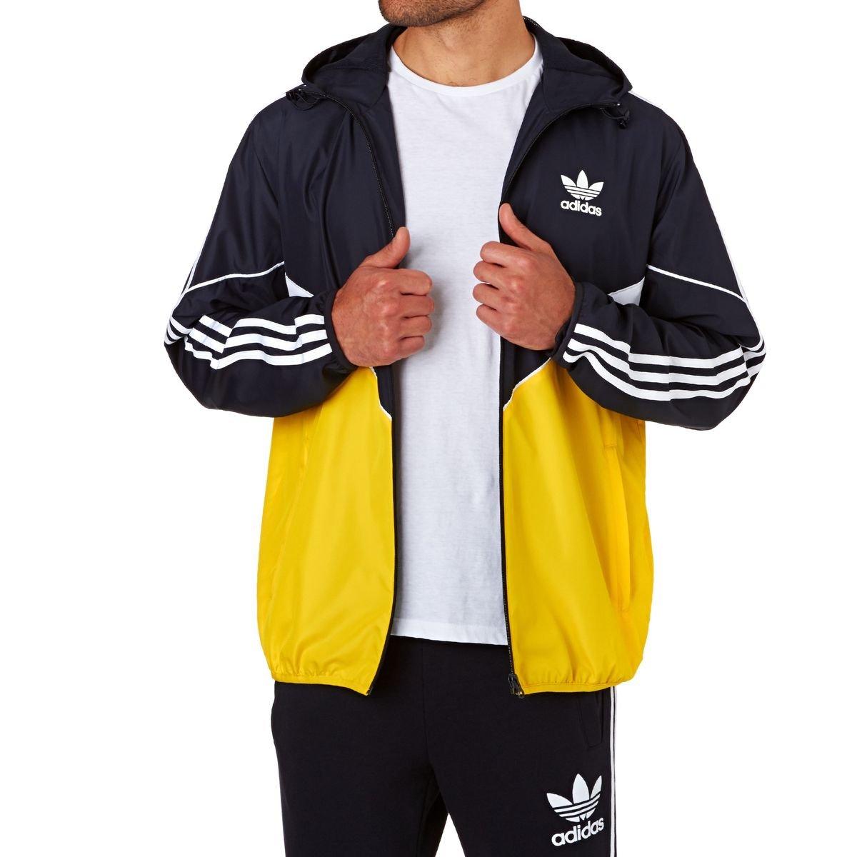 Großhandelspreis adidas Originals Linear Windbreaker Jacken