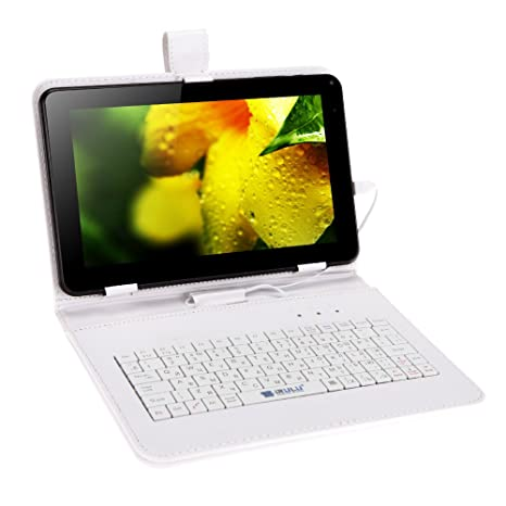 "ARBUYSHOP iRULU X1 9 ""Tablet PC Quad Core Android 4.4 Tablet 8GB WIFI doble"