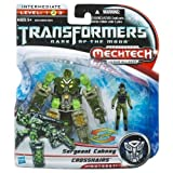 Transformers Human Alliance Crosshairs With Sergeant Cahnay by Hasbro