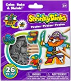 Shrinky Dinks Minis Pirates
