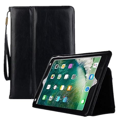 Amazon.com: hulorry Premium funda de piel sintética Tablet ...