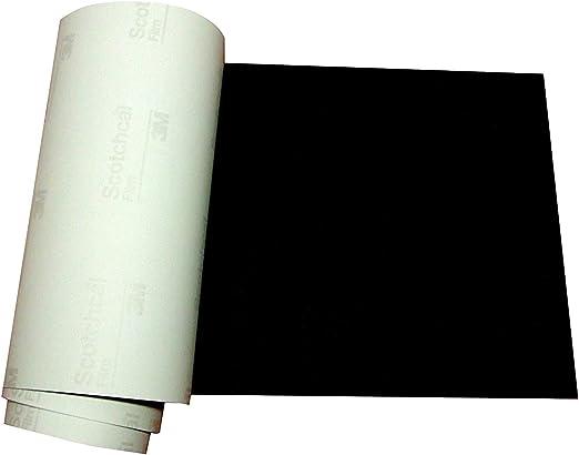 3m Lackschutzfolie 1220mm X 250 Mm Schwarz Gravel Resistant Film Baumarkt
