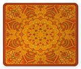 Ethnic Mouse Pad by Lunarable,