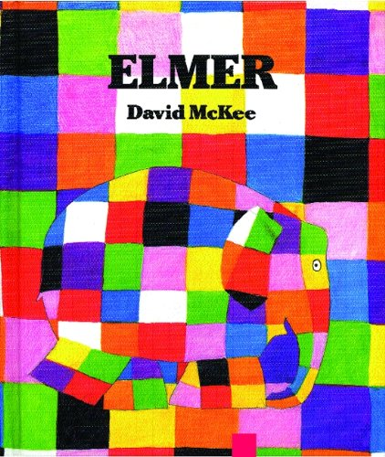 Elmer (Elmer Books) - Patch 4 Quilt