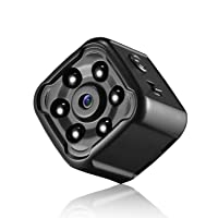 Deals on Mofek Mini Spy Camera HD 1080P Body Camera MD-1808