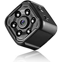 Mofek Mini Spy HD 1080P Hidden Camera With Night Vision & Motion Detection