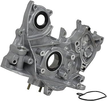 Oil Pump w//Sensor Port for 92-01 Honda Prelude 2.2L 2.3L DOHC H22A1 H22A4 H23A1