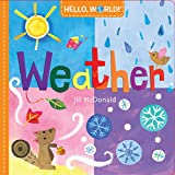 Young children are fascinated with weather and the seasons. Now here's a Hello, World! board book that takes readers through a year of changes in a backyard—and points out the different clothes they wear to keep them comfy in winter, summer, spring, ...