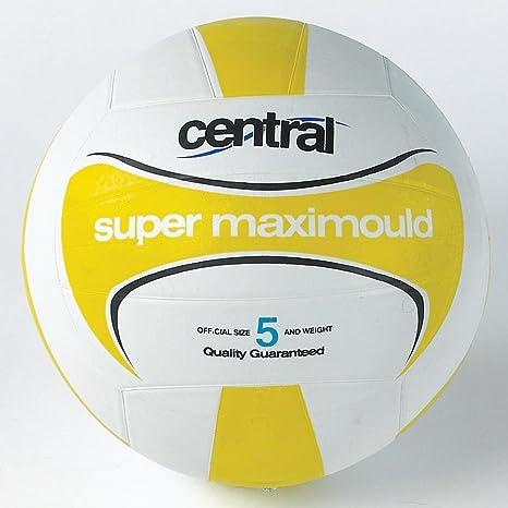 Central Super Maxi molde pelota de voleibol: Amazon.es: Deportes y ...