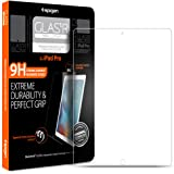 Spigen iPad Pro 12.9 Screen Protector Tempered Glass for Apple iPad Pro 12.9 inch / New 2017 / 2015