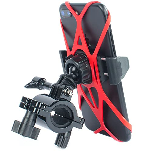 Tackform Bike Phone Holder GoPro Mount for Motorcycles