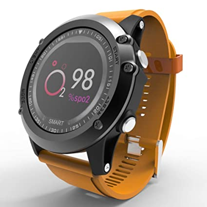 JIANGJIE Smart Watch Sport Bracelet Three Antisports Riding ...