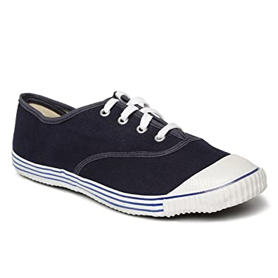 e9a74e5a3cfd PARAGON Kid s Blue School Shoes  Buy Online at Low Prices in India -  Amazon.in