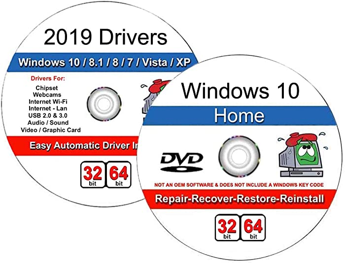 Top 10 Hp Computer Recovery Disc