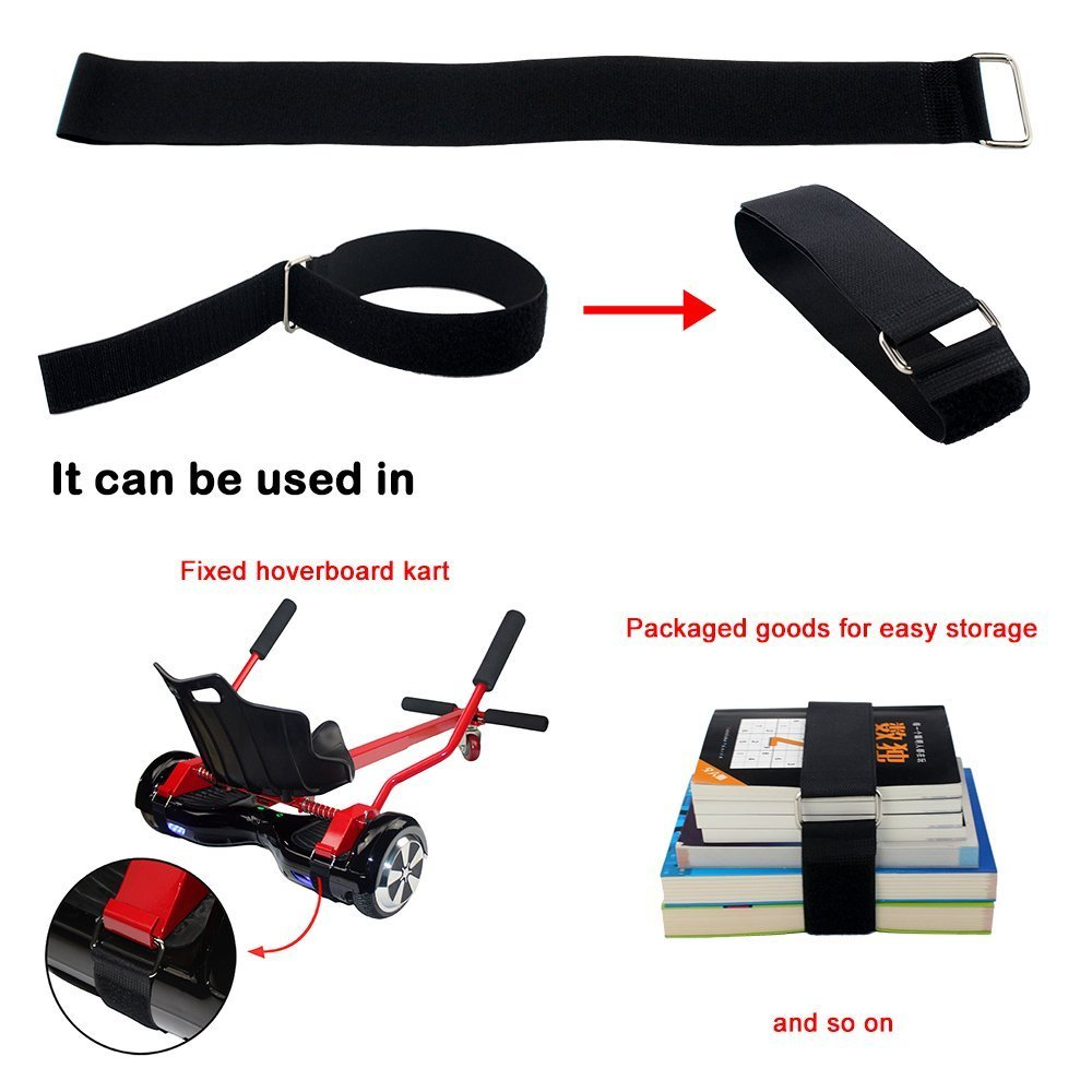 Correas ajustables para Hoverboard, 2 pares: Amazon.es: Deportes y aire libre