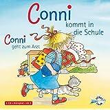 Conni kommt in die Schule / Conni geht zum Arzt, 1 Audio-CD (Meine Freundin Conni - ab 3)