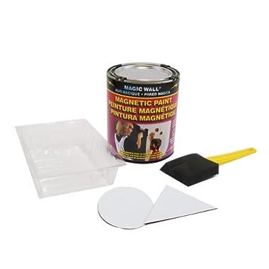 Magic Wall Magnetic Paint Quart Kit - 32 oz