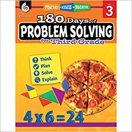 180 Days Of Problem Solving For Third Grade: Practice, Assess, Diagnose Descargar Epub Ahora